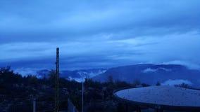 día nublado Foto de archivo