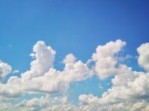 Día nublado abstracto imagen de archivo libre de regalías