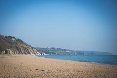 Día perfecto en la playa Foto de archivo