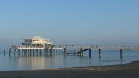 Día por el mar Fotografía de archivo libre de regalías