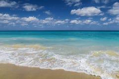 Día relajante en el Atlántico Imagen de archivo libre de regalías