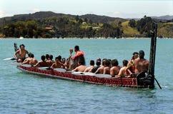 Día y festival - día festivo 2013 de Waitangi de Nueva Zelanda imagenes de archivo