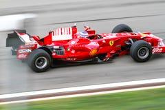 Días de Ferrari foto de archivo