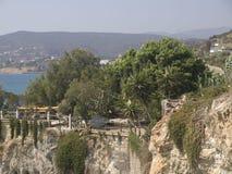 Días de fiesta de Agios Nikolaos Crete Greece fotografía de archivo