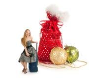 Días de fiesta de la Navidad imagen de archivo libre de regalías