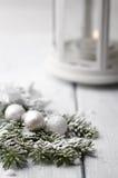 Días de fiesta de la Navidad Fotografía de archivo