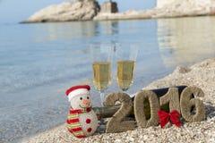 Días de fiesta de la playa Fotos de archivo libres de regalías