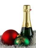 Días de fiesta del Año Nuevo y de la Navidad Foto de archivo libre de regalías