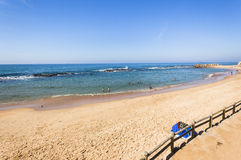 Días de fiesta del océano de la playa Fotos de archivo libres de regalías