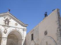 Días de fiesta en Puglia Italia imágenes de archivo libres de regalías