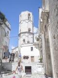 Días de fiesta en Puglia Italia fotos de archivo