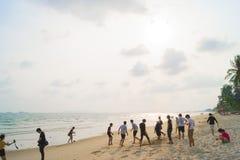 Días de fiesta en verano Imagen de archivo libre de regalías