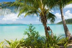Días de fiesta tropicales fotografía de archivo libre de regalías