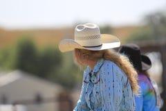 Días de la vaquera Foto de archivo
