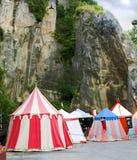 Días de las Edades Medias en San Marino Imágenes de archivo libres de regalías