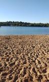 Días del lago Foto de archivo libre de regalías