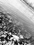 Días del río foto de archivo