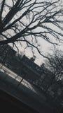Días escolares frescos foto de archivo