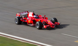 Días que compiten con de Ferrari Foto de archivo libre de regalías