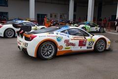 Días que compiten con de Ferrari imágenes de archivo libres de regalías