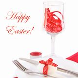 Dîner de Pâques photo stock