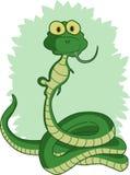 Dîners de serpent Image libre de droits