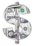 Dólar Foto de archivo libre de regalías