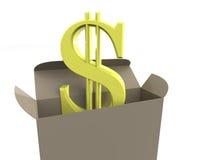 Dólar. Foto de Stock Royalty Free