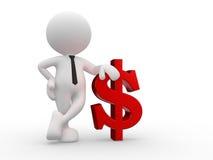 Dólar Imagens de Stock