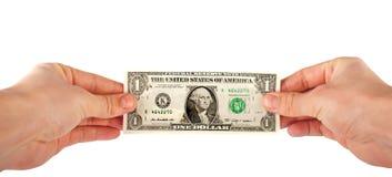 Dólar Fotografia de Stock