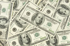 Dólar 7 Imagem de Stock