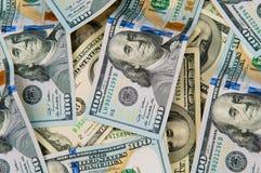Dólar americano Fotografía de archivo libre de regalías