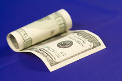 Dólar americano Fotografia de Stock Royalty Free