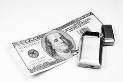 Dólar americano Fotos de Stock