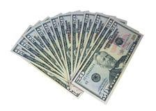 Dólar americano imagen de archivo