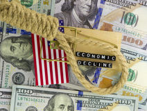 Dólar americano fotos de archivo