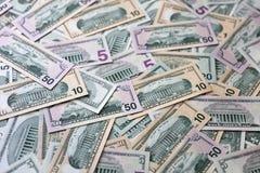 Dólar de EE. UU. Foto de archivo libre de regalías