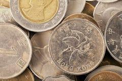 Dólar de Hong-Kong Fotos de archivo