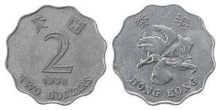 Dólar de Hong-Kong Foto de archivo