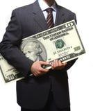 Dólar del asunto Imagen de archivo libre de regalías