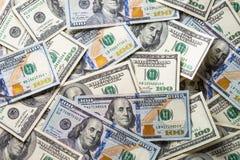 Dólar del dinero del efectivo fotografía de archivo libre de regalías