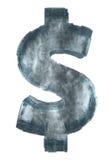 Dólar del hielo Imagen de archivo libre de regalías