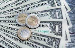 Dólar, dinheiro, ainda vida Imagem de Stock Royalty Free