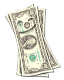 Dólar engraçado Foto de Stock
