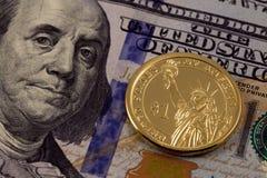 Dólar presidencial Imagen de archivo