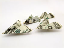 Dólares Foto de archivo libre de regalías