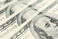 Dólares Fotos de archivo