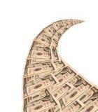Dólares Imágenes de archivo libres de regalías