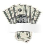 Dólares Foto de Stock