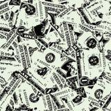 Dólares Ilustração do Vetor